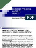 derecho procesal agrario tema III.ppt