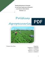 politicas agropecuarias en  venezuela.docx