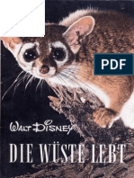 Disney, Walt - a, Manfred - Die Wueste Lebt