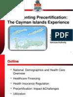 Precertification By Dr  Delroy Jefferson.pdf