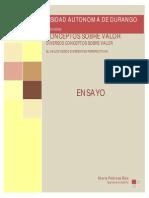 Ensayo sobre el valor.pdf