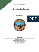 Building Permit Audit Report