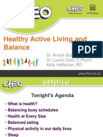Healthy Active Cheo Connects November 2011 Final