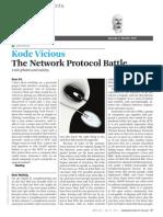 The network Protocol Battle.PDF