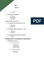 Anestezice Locale - Comp