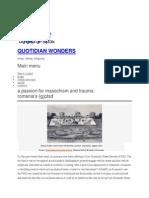 Romanian Ptsd - articol online