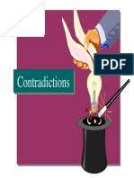 Introduction to Contradictions
