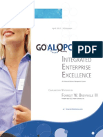 GOALQPC Excellence Whitepaper 2012