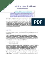 Las causas de la guerra de Malvinas.doc