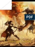 Dark Sun E6 for Pathfinder
