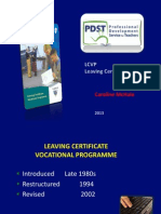 lcvp overview