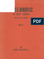 Icelandic in Easy Stages No. 2