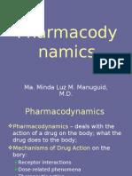 Pharmacody Namics