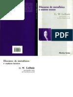 Gottfried Wilhelm Leibniz - (trad. Marilena Chaui e outros)-Discurso de metafísica e outros textos   (2004).pdf