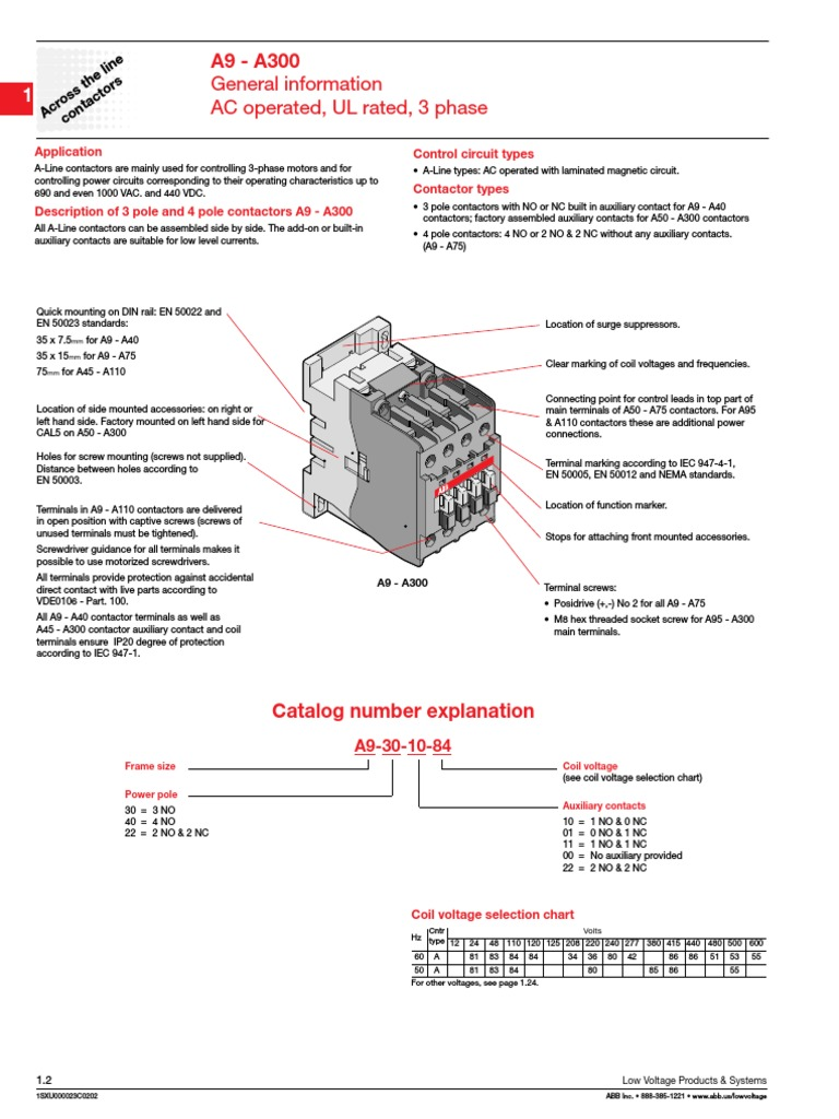 abb a26 30 10 contactor wiring diagram wiring schematic diagramabb a linecat pdf screw electric power 3 phase reversing contactor wiring diagram