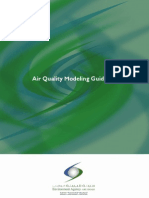 Air Quality Modeling Guidance