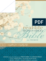 NIV Real-Life Devotional for Women Sampler