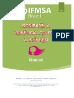 Manual de Combate à Violência Contra a Mulher 2014
