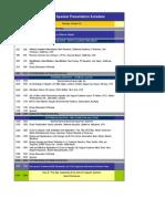 Aquality Draft Agenda 2014
