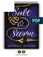 Salt and Storm by Kendall Kulper [Excerpt]