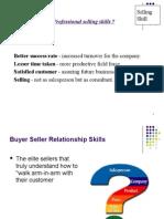 1. Selling Skills