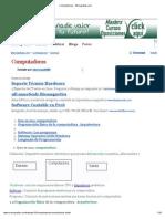 Computadoras - ORGANIZACION COMPUTACIONAL.pdf