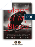 Blood of My Blood by Barry Lyga [Excerpt]