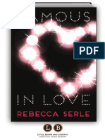 Famous in Love by Rebecca Serle [Excerpt]