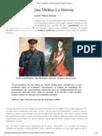 La Mano Oculta Que Moldeo La Historia.pdf
