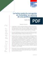 La lucha contra la corrupción en Colombia - Alberto Maldonado Copello.pdf
