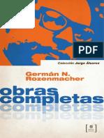 Cuentos Rozenmacher