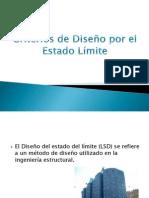Criterios de Diseño por el Estado Límite.pptx