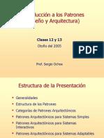 CC51A_Patrones_Arquitectonicos.ppt