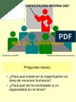 rol del sup. siglo xxi Capaci.ppt