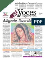 Voces de Esperanza 05 de octubre de 2014