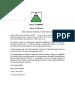 Nota de prensa TIERRA Y LIBERTAD urubamba cusco.pdf
