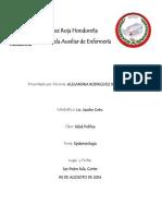 Cruz Roja Hondureña la epidemiologia.docx