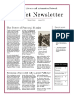 BayNet Newsletter Fall 2014