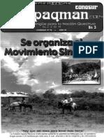 Revista Conosur Ñawpaqman 92