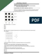 INSS - CDP - Raciocínio Lógico 2.doc