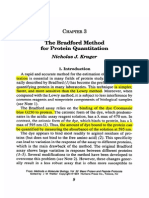 The Bradford Method for Protein Quantitation.  Nicholas Kruger.pdf