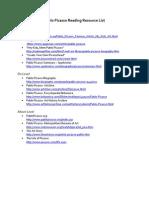 pablo picasso reading resource list