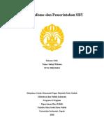 Neoliberalisme dan Pemerintahan SBY