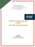 TRABAJO TEMA 7 CRIMINALISTICA.doc