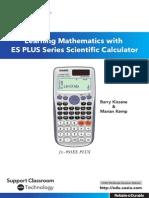 Learning Mathematics With ESPLUS