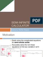 06 Semi Infinite Solid