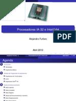 Arquitectura Basica Microprocesador Intel