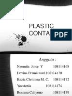 PLASTIC CONTAINER (FST B).pptx