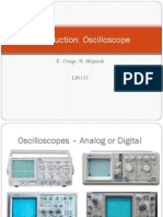 W04 PPT Oscilloscope