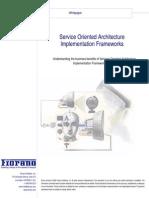 [eBook][SOA] Service Oriented Architecture Implementation Frameworks